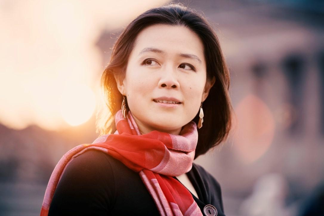 Pianist Amy Yang