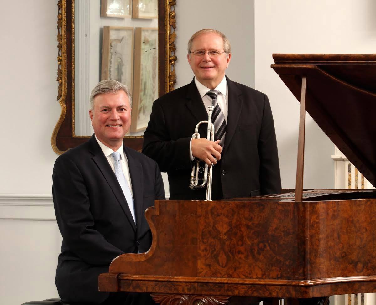 Seipp & Sheets Trumpet and Organ Duo